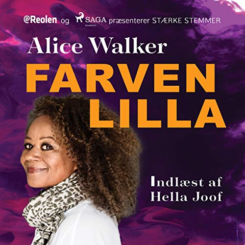 Farven lilla audiobook cover art