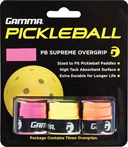 Gamma APBSO12 Pickleball Suprme Overgrip Neon