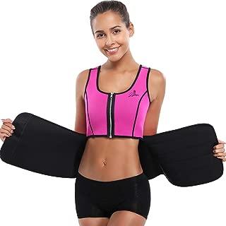 Waist Trainer Corset for Weight Loss Women Sauna Workout Slimmer Shaper Neoprene Sweat Vest