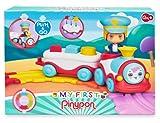 Pinypon- Tren juguete, Multicolor (FAMOSA LVE14000)