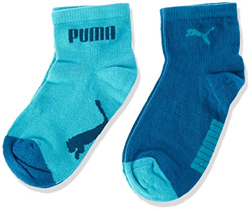 PUMA Kids' Invisible Socks (3 Pack)