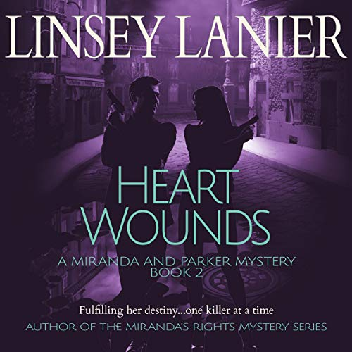 Heart Wounds Audiobook By Linsey Lanier cover art