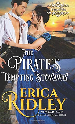 The Pirate's Tempting Stowaway (Dukes of War) (Volume 6)