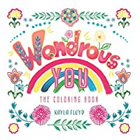 Wondrous You: The Coloring Book
