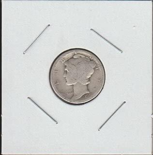 1917 mercury head dime