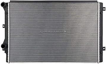 For VW Jetta Eos GTI CC Passat Beetle & Audi A3 TT Quattro New Radiator - BuyAutoParts 19-02204AN New