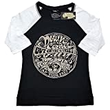 Rock Off Creedence Clearwater Revival T Shirt Down On The Corner Oficial Raglan De Las Size XXL