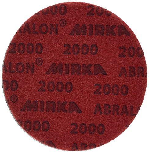 Todos los Granos de 150 mm de di/ámetro, sin Agujeros, Preparar y Limpiar su Bola EMAX Bowling Service GmbH MAXIMIZE YOUR GAME Abralon Almohadilla de Lijado