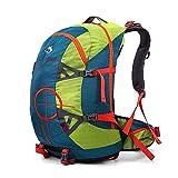 登山リュック 50L 大容量 メンズ アウトドア 登山かばんスポーツ メンズ レディース 兼用 ザック 登山用バックパック 避難 キャンプ ハイキング レインカバー付き 防撥水-1133 (グリーン)