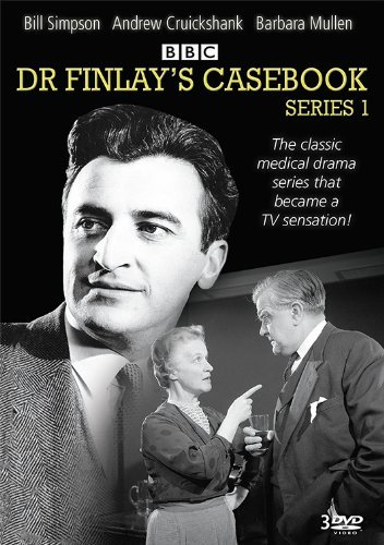 Dr Finlay's Casebook: The Complete BBC Series 1 [DVD] [UK Import]
