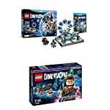 LEGO - Starter Pack Dimensions (Wii U) + LEGO Dimensions: Nuevo Ghostbuster (Story Pack)