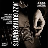 Smith, Johnny/Wilkins, Jack/Reinhardt, Django/Paul/+ Jazz Guitar Giants Avantgarde/Free