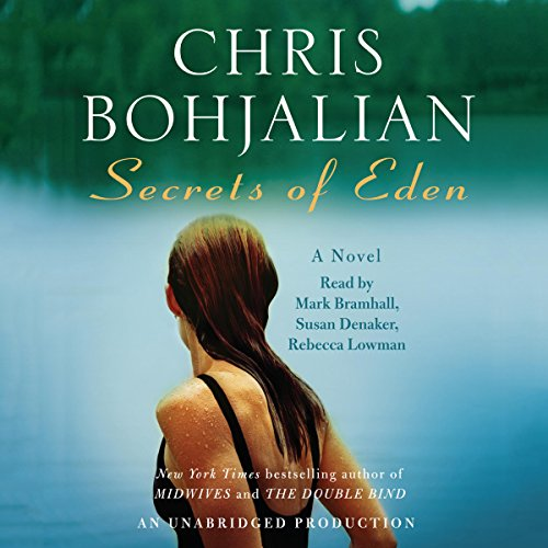 Secrets of Eden audiobook cover art