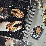 Zoom IMG-2 burnhard termometro da barbecue digitale