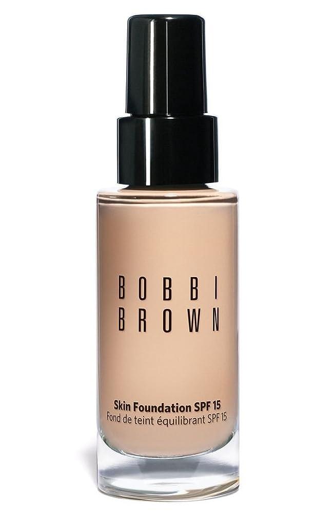 罰する致死の間にボビイ ブラウン Skin Foundation SPF 15 - # 1.25 Cool Ivory 30ml/1oz並行輸入品