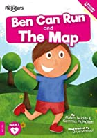 Ben Can Run And The Map (BookLife Readers)