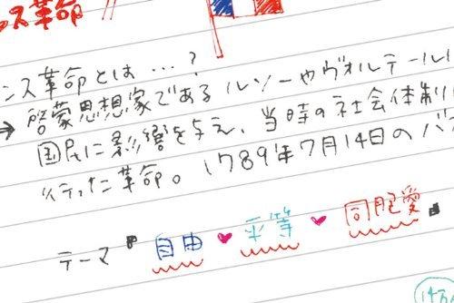 『ゼブラ ジェルボールペン サラサクリップ 0.4 オレンジ 10本 B-JJS15-OR』の4枚目の画像