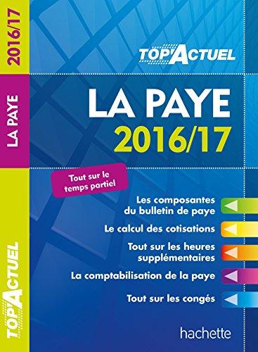 Top Actuel La Paye 2016 2017