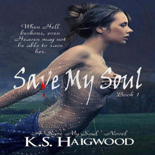 Save My Soul audiobook cover art