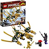 LEGO® NINJAGO® Le dragon d'or Jeu de...