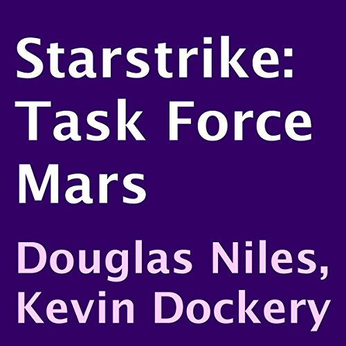 Task Force Mars audiobook cover art