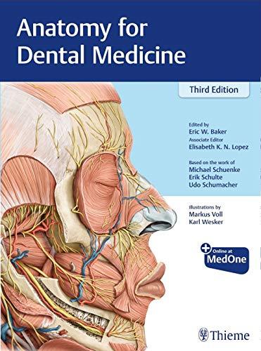 Anatomy for Dental Medicine