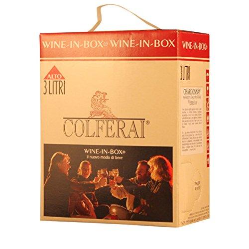 Colferai Azienda Vinicola BIB Chardonnay delle Venezie IGT 3 Liter 3.00 Liter