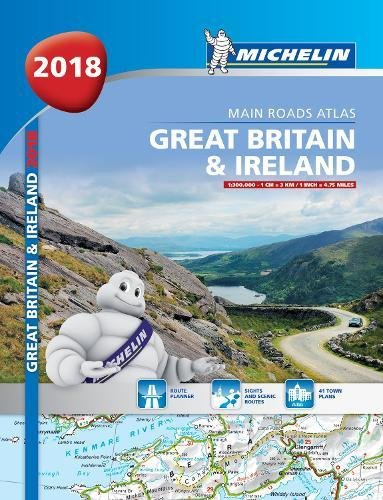 Great Britain & Ireland Atlas 2018の詳細を見る