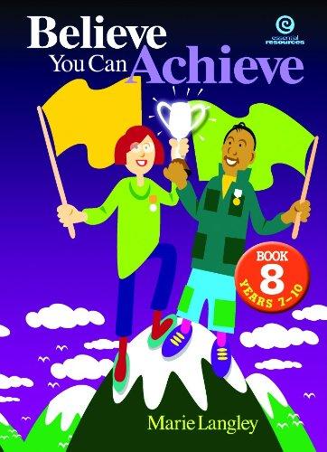 Believe You Can Achieve Bk 8 (Ys 7-10)