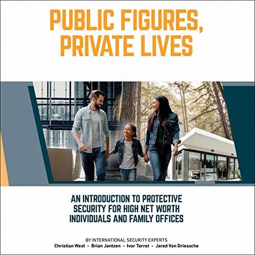 Public Figures, Private Lives audiobook cover art