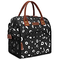work tote with lunch compartment