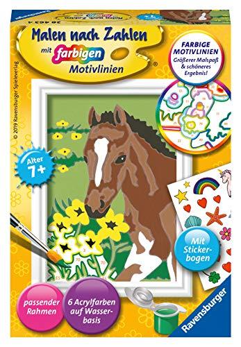 Ravensburger 28463 Libro/álbum para colorear - Libros y páginas para colorear (Libro/álbum para colorear, Niño, Niño/niña, 7 año(s), 6 pieza(s)) , color/modelo surtido