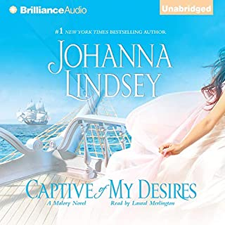 Captive of My Desires audiobook cover art