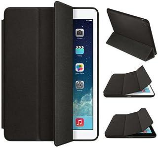 جراب JETech لهاتف Apple iPad 10.2 (الجيل الثامن) (2020) 10.2 بوصة، غطاء ذكي مع خاصية النوم/الاستيقاظ التلقائي، أسود