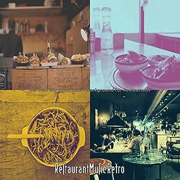 Refined Big Band Jazz - Background for Restaurants