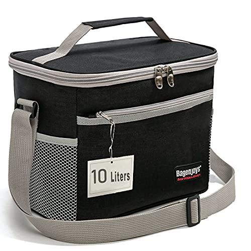 Mens Lunch Bag,Lunch Box for Men,Men Work Lunch Bag,Lunch Bag,Lunch Box,Insulated Lunch Bag Box,Lunch Box for Men/Women,Lunch Bag for Women/Men,Reusable Cooler Bag,Beach Cooler Bag,Leakproof Lunch Bag