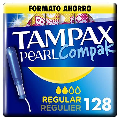 Tampax Pearl Compak Pearl Regular