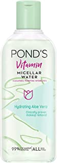 POND'S Vitamin Micellar Water Hydrating Aloe Vera 105 ml