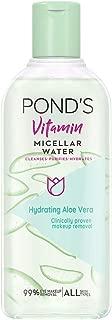 Pond's Vitamin Micellar Water Hydrating Aloe Vera 105 ml
