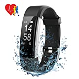 Mpow Orologio Fitness Tracker, Activity Tracker IP67 Cardiofrequenzimetro da...