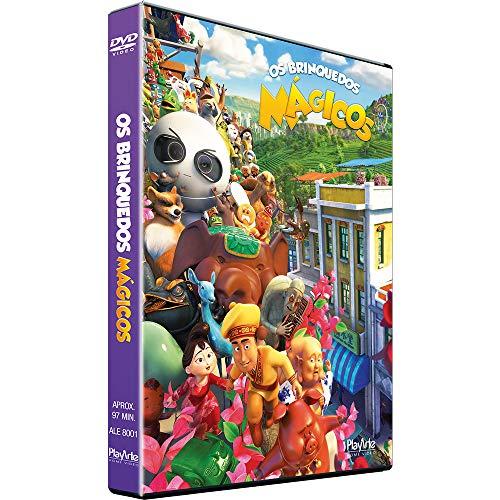 Os Brinquedos Mágicos - Dvd