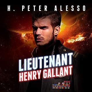 Lieutenant Henry Gallant audiobook cover art