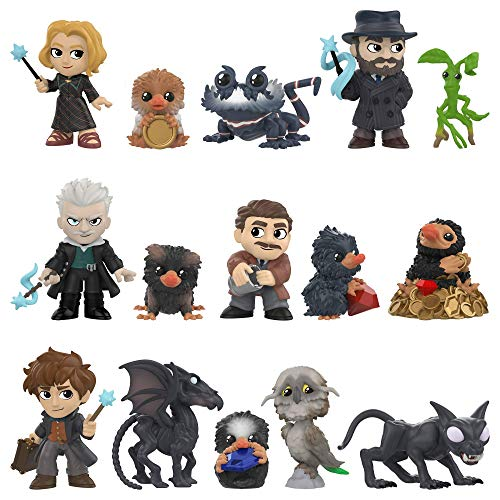 Funko Figura Mystery Mini Animale Fantasticos 2, Multicolor (0889698327817)