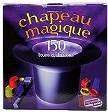 Ferriot Cric- Jeu de société - Chapeau magie - 150 tours
