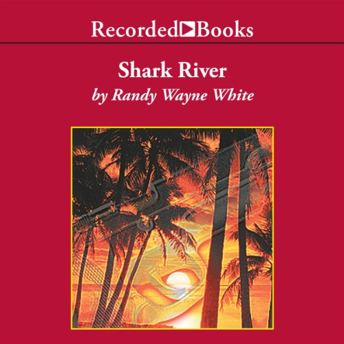 Shark River audiobook cover art