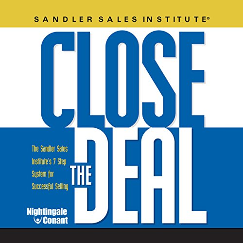 Close the Deal audiobook cover art