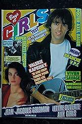 BOYS et GIRLS n° 257 6 au 12 déc. 1984 Valérie KAPRISKY Jean-Jacques Goldman - Vivien Savage - Poster Axel BAUER