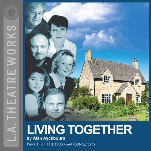 Living Together audiobook cover art