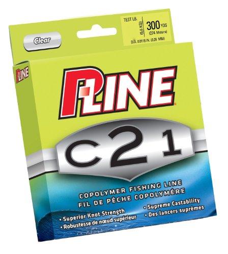 P-Line C21 Copymer Filler Spool (300-Yard, 6-Pound)