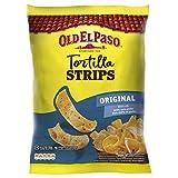 Old El Paso Tortilla Chips Strips Original 185 g
